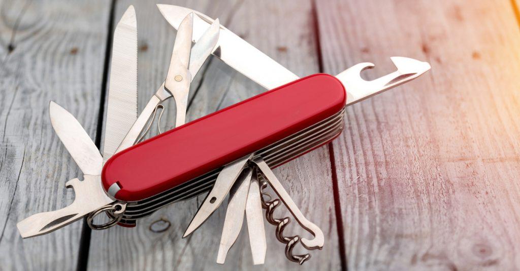 Schweizerkniv til bedre møder