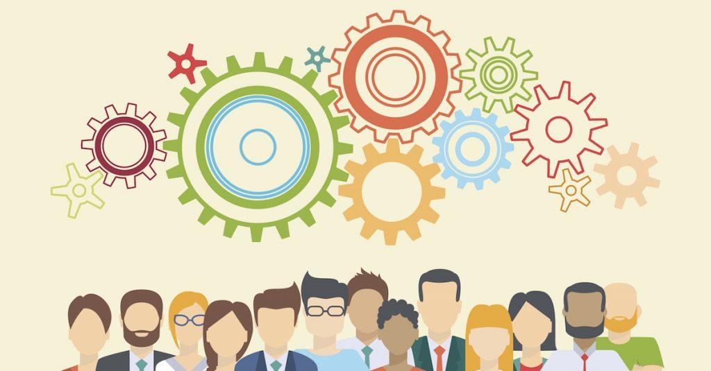 Hvad får teams til at arbejde godt sammen